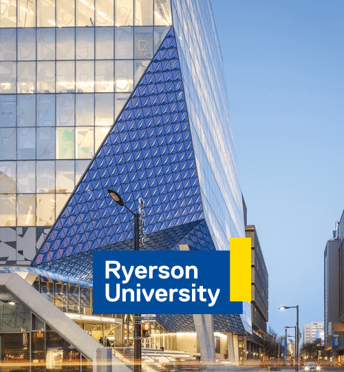 Innovexa Client - Ryerson University